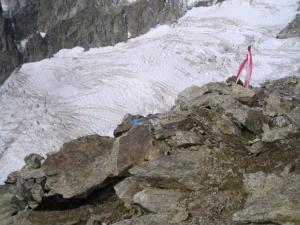 Il ghiacciaio del Tula